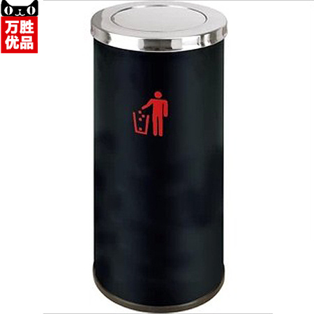 black cylindrical large hong kong style trash ash barrels stainless steel rotating seat cover trash ch177 natural side chair walnut ash