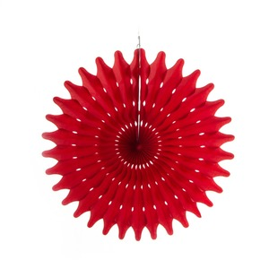 Image 5 - Decoraciones para fiesta de cumpleaños con tema de póker de Casino, cartel colgante, globos rojos negros, adornos para Tartas, abanicos de papel para suministros de Las Vegas