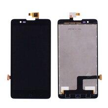 Do ZTE ostrze HN V993W L3 plus wyświetlacz LCD ekran dotykowy Digitizer zgromadzenie dla ZTE Blade L3 Plus ekran LCD części do telefonów