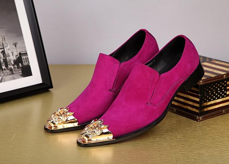 Online Get Cheap Mens Purple Dress Shoes -Aliexpress.com | Alibaba ...