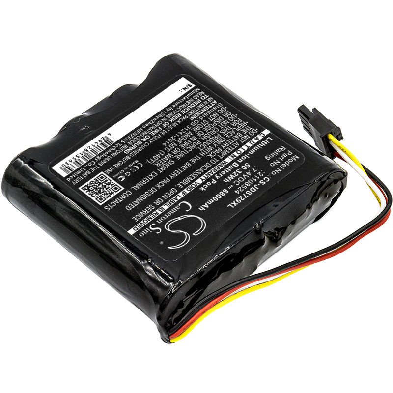 Cameron sino 6800 mAh batería para JDSU 21100729 000,P//N 21108524