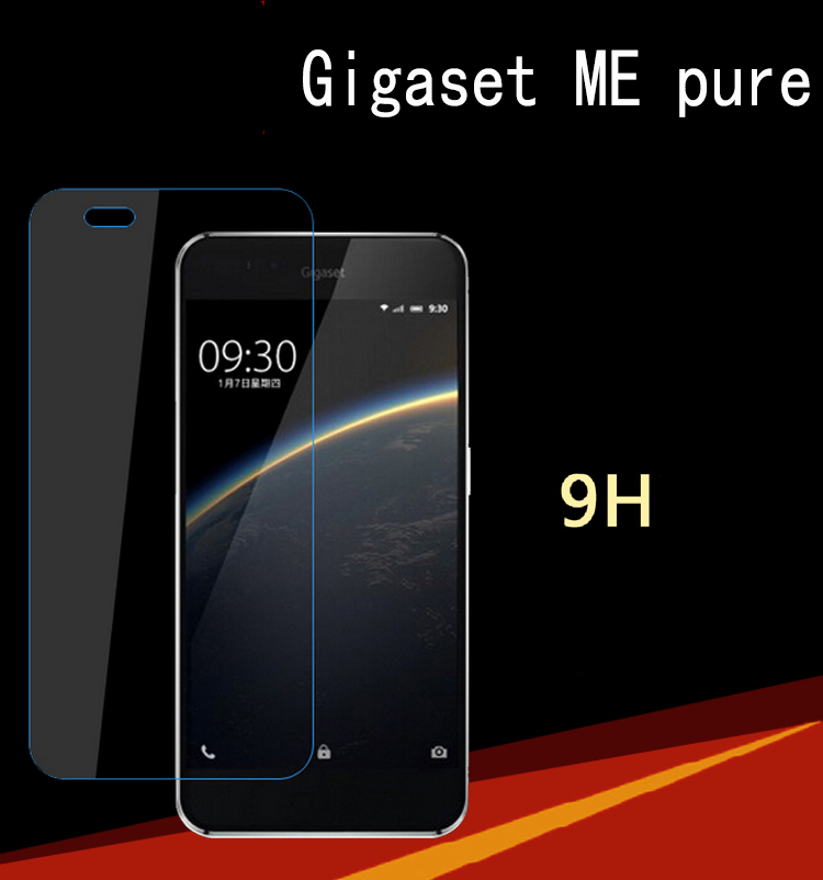 Nano Tempered Glass for Gigaset ME Pure GS53 6 Ultra Thin 2 5D Anti Explosion Premium