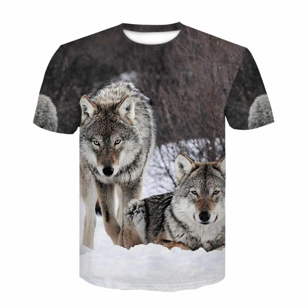 Fashiont シャツ男性 tシャツ tシャツストリートストレンジャーもの 2019 ファッション半袖 3D 印刷クリエイティブラウンドネック Tシャツ Z4