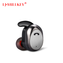 TWS Bluetooth Earphone Earbuds Control Hifi Stereo Wireless Microphone for Phone LJ-MILLKEY YZ125