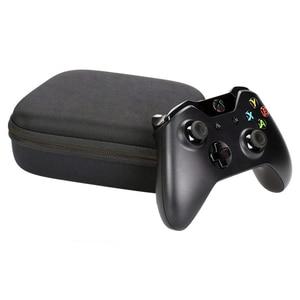 Image 2 - Estojo rígido eva para viagem, bolsa portátil para carregamento para xbox one/xbox one s/xbox one x 360 controlador com malha de bolso cabe plug
