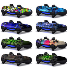 Protector Stickers for Sony Playstation 4 Controller Prevent Scratches Full Cover Skin Sticker for P