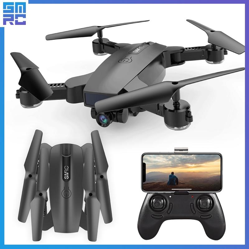 Нмиц S6 RC мини беспилотный Профессиональный смарт follow me вертолет беспроводные Дроны с камеры HD FPV 720 P карман вертолет игрушки ребенок