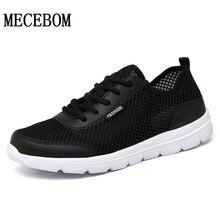 Men casual Shoes 2017 New Comfortable Men Shoes Air Mesh net Breathable Fashion lace-up light shoes Plus Size 35-46 1607