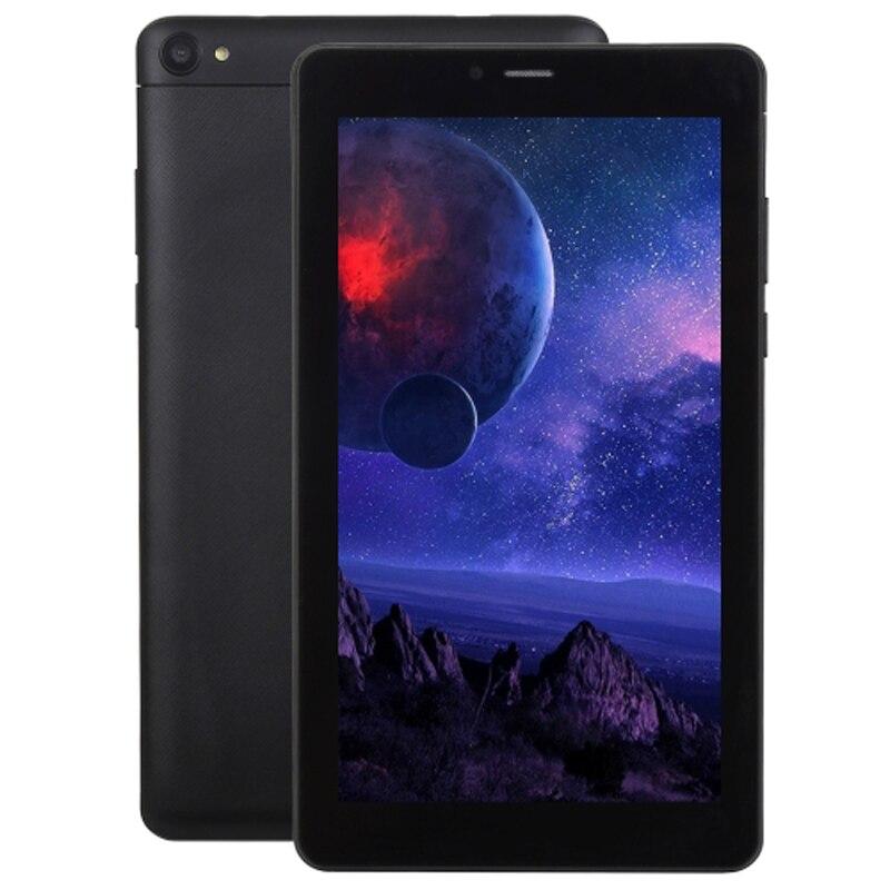 2019 nouveau 7.0 pouces tablette PC Android 8.1 téléphone 3G appel Qad Core 2 GB RAM 16 GB ROM Duall SIM Wi-Fi FM IPS GPS tablettes PC + cadeaux