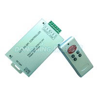 Hot sale LPD8806 WS2811 WS2801 sd card dmx controller DC5V 24V programmable rgb led controller sd card WS2812B pixel