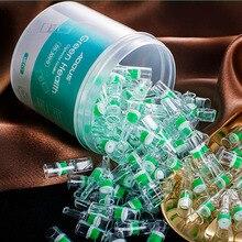 Набор из 100 предметов, одноразовый фильтр для курения табачных сигарет, держатель фильтра, контейнер для очистки, аксессуары для курения