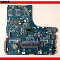 LA B091P B50 70 Laptop motherbaord For Lenovo B50 70 NOTEBOOK PC mainboard with I3 4005U 2GB video card