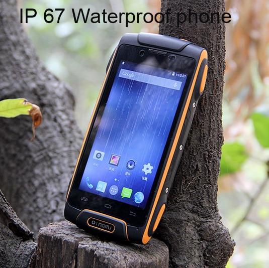unlocked Original Oinom LMV11 Rugged phone waterproof phone Quad Core Android 4 4 Phone 1G RAM