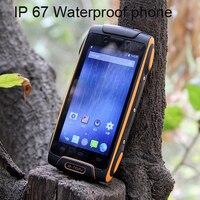unlocked Original Oinom LMV11 Rugged phone waterproof phone Quad Core Android 4.4 Phone 1G RAM 13MP LMV9 LMV10 A9 S6 M8 Zug 5s