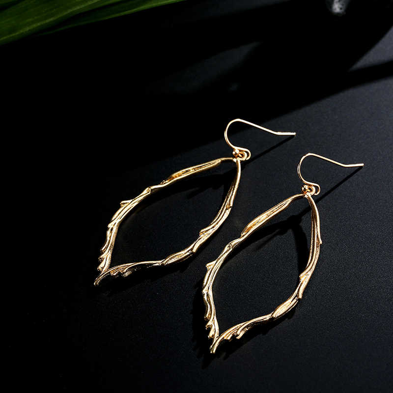 Ensoul pendants alloy tassel earrings women's fancy earrings women's  fashion jewelry EER-0409