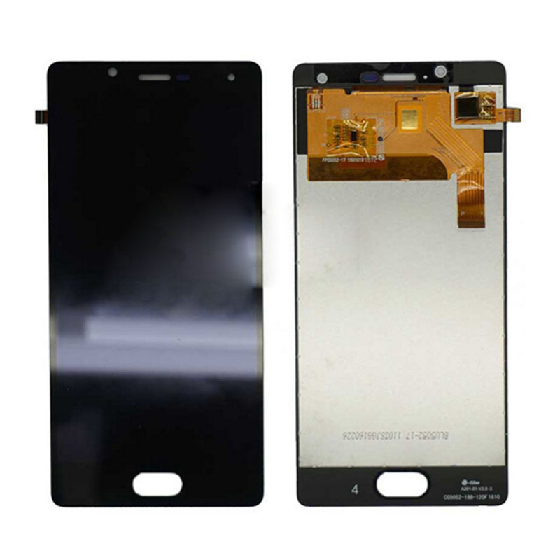 High Quality Black White Touch Screen For Wiko U Feel Digitizer Panel Sensor Glass Lens +LCD Display Smartphone Assembly  high quality for fly iq4417 touch screen lcd assembly digitizer sensor front glass lens panel free shipping black white