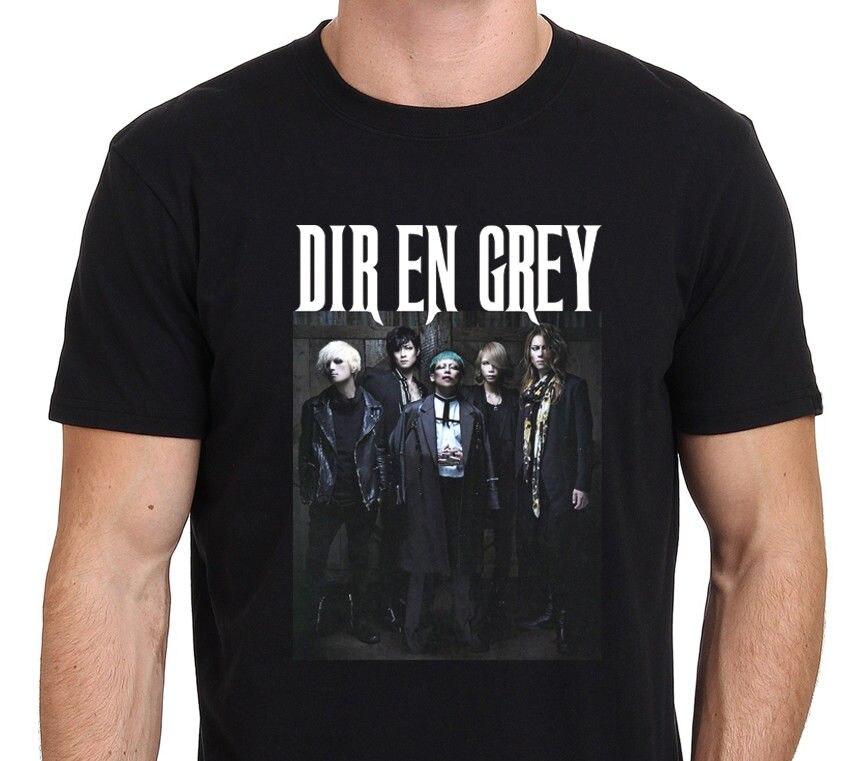 Dir En Grey Japanese Progressive Metal Band T Shirt MenS Black Size S To Xxl ...