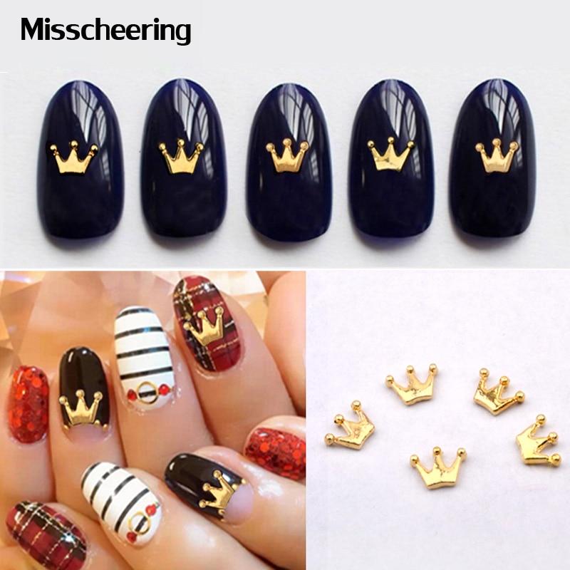 Perfect Nail Jewelry Charms Vignette - Nail Art Ideas - morihati.com