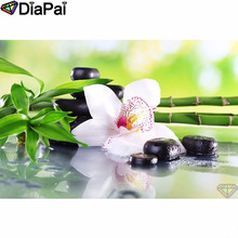 DIAPAI Diamond Painting 5D DIY 100% Full Square/Round Drill Flower landscape Embroidery Cross Stitch 3D Decor A24844