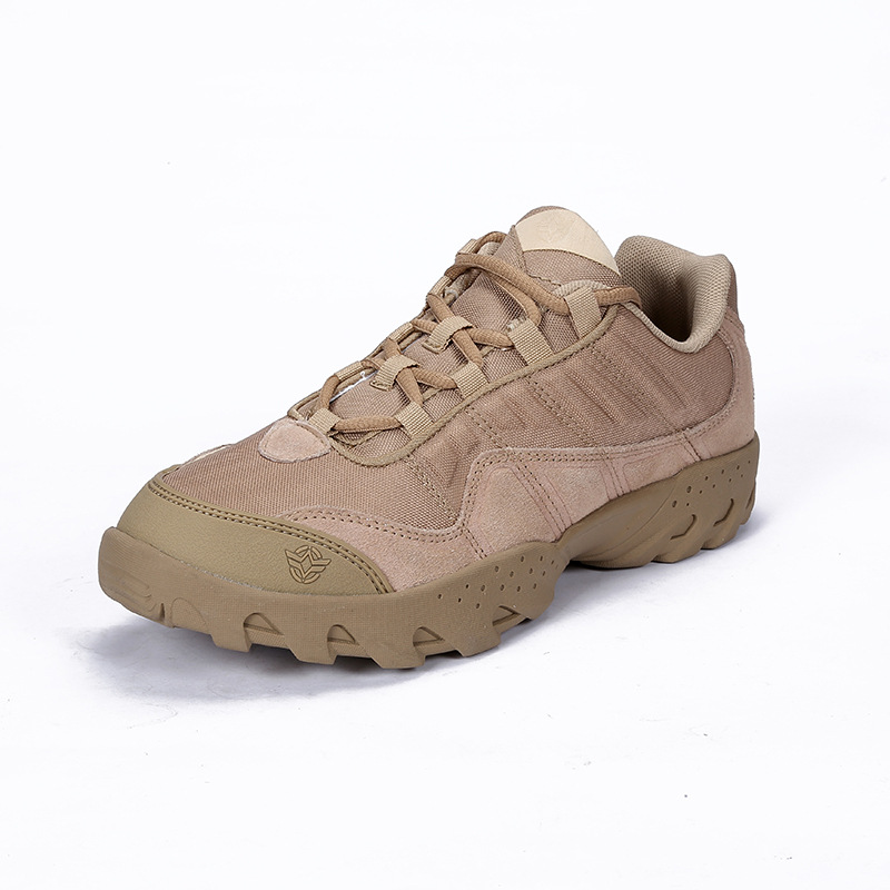Hommes en plein air chaussures de randonnée étanche livraison directe tactique Combat armée bottes désert formation baskets anti-dérapant Trekking chaussures