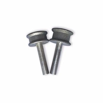 цена на Free shipping Super Quality Diamond Grinding Head, 5, 6, 8, 10, 12mm, FA edge