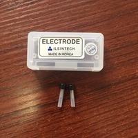original ILSINTECH EI 19 electrode for Swift F1 Swift F3 KF2A Fiber Fusion Splicer fiber splicing machine electrodes 1 Pair