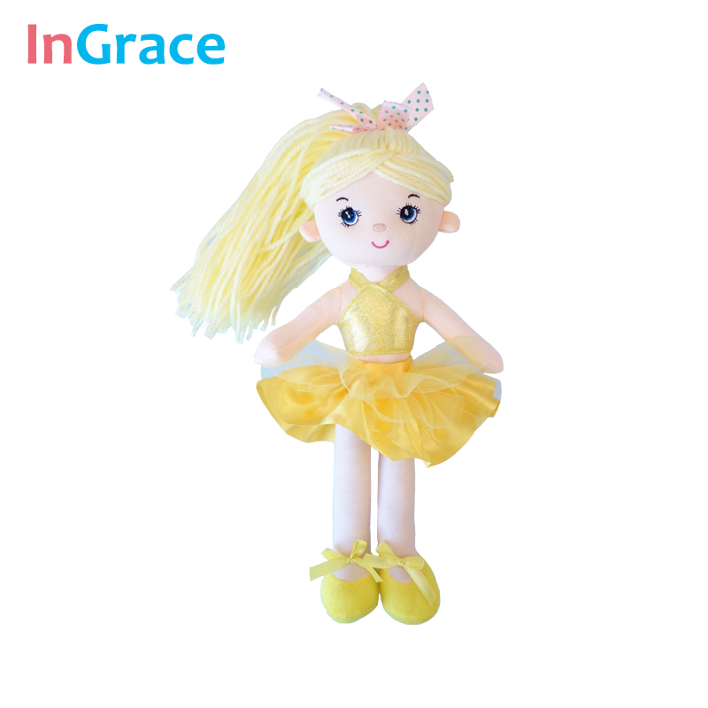Bonecas cm princesa colorido boneca de Marca : Ingrace