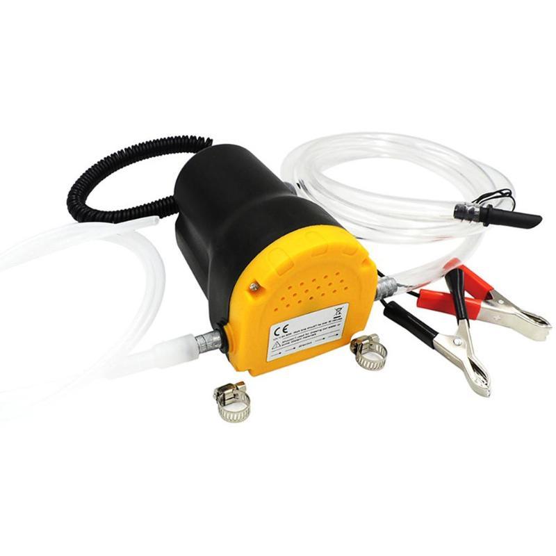 12/24 v 60 watt Zink-legierung Auto Elektrische Tauch Pumpe Flüssigkeit Öl Ablauf Extractor für RV Boot Lkw + rohre Lkw Rv Boot Sanitär