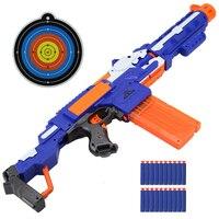 Быстрая доставка и Бесплатная доставка Мягкие пули игрушечный пистолет пули костюм для игрушечный пистолет Nerf Dart идеальный костюм для Nerf Gun...