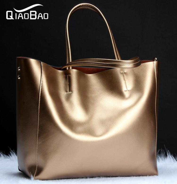 100% Cowhide Leather Totes Designer Large Capacity Women Messenger Bags Femel Shoulder Bags Luxury Fashion Brand