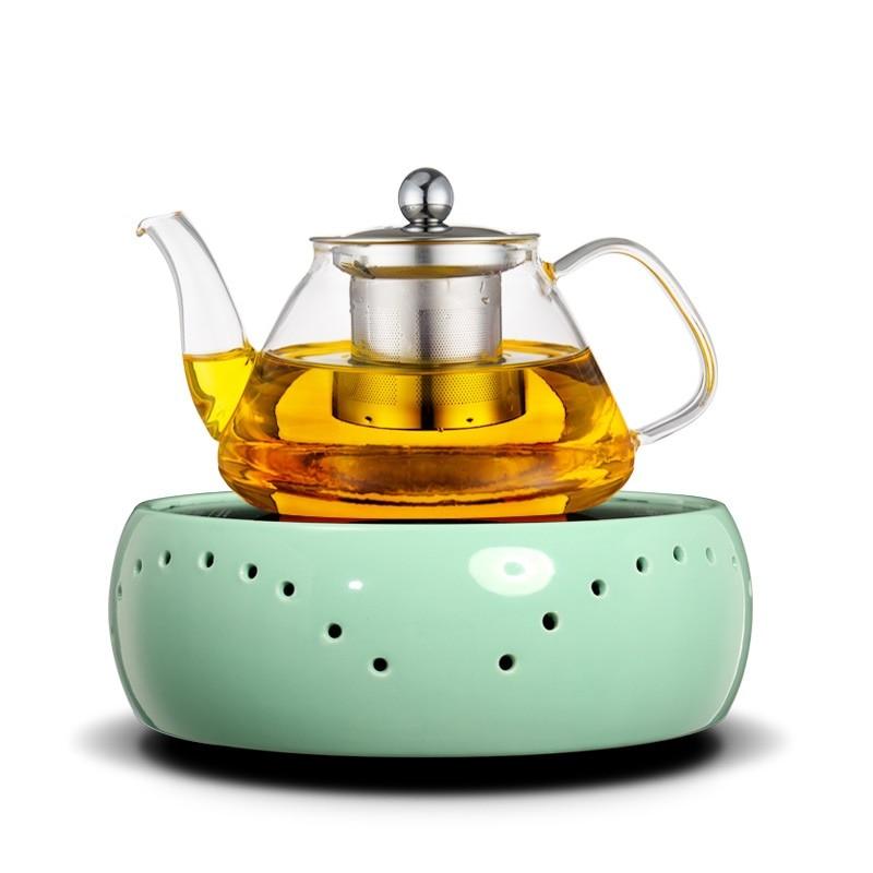 AC220 50 V 60 hz mini fornello elettrico in vetroceramica FORNELLO CALDAIA CAFFÈ bollente tè caffè riscaldamento 800 w di potenza SENZA POT - 3