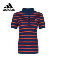 Adidas New Arrival 2017 Original W TC POLO1 Women S Tennis POLO Shirt Short Sleeve Sportswear