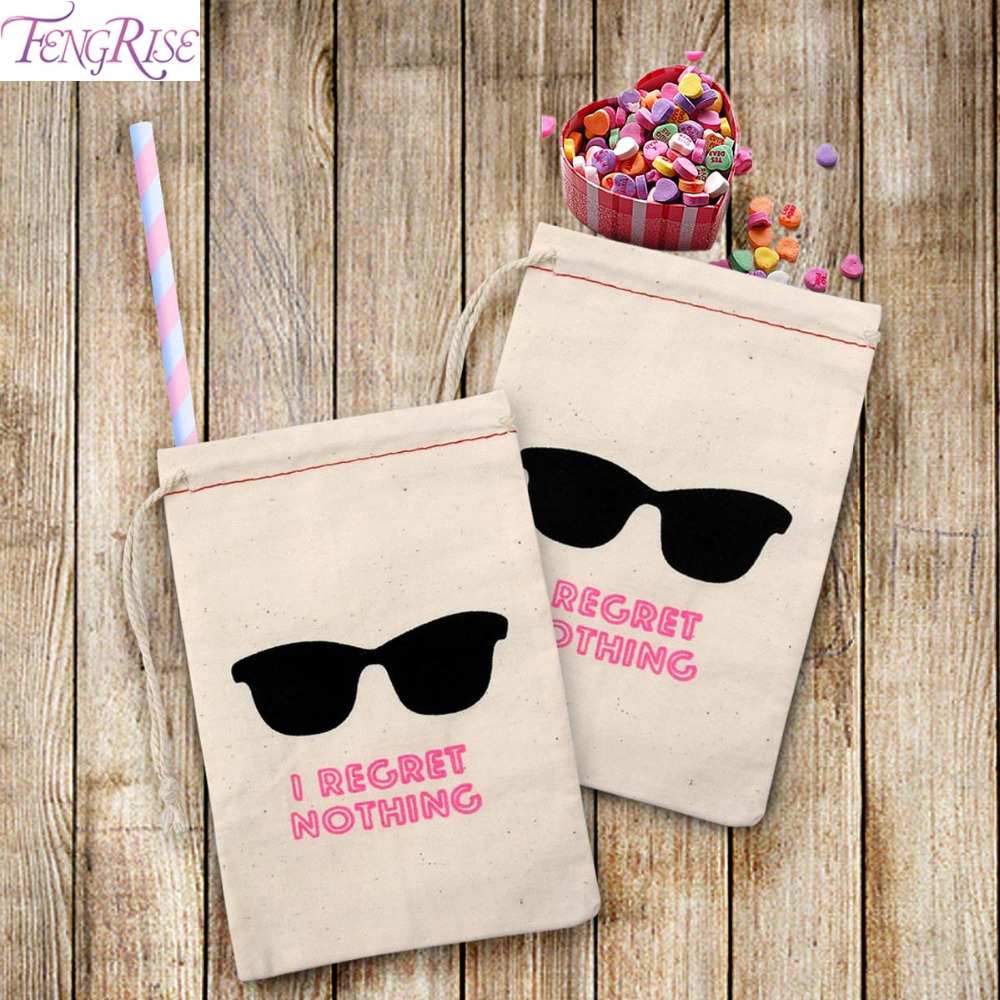 FENGRISE 10 pcs Hangover Kit Bags Wedding Favors And Gifts For ...