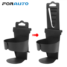 Phone-Stand Water-Cup-Holder FORAUTO Seat Back-Cup Car-Bottle Hanging Window-Door-Mount