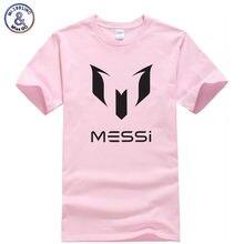 Barcelona MESSI Camiseta Mulheres homens verão 2018 da marca 100% algodão  da menina do 7e0e0440a52bd