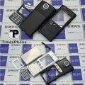Оригинальный новый Крышку Корпуса Для Nokia N91 Полный Жилищно Батарейного Отсека Задняя Крышка Передняя Жилья Запасные Части 1 шт.