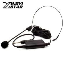 Head Musical Microphone Professional