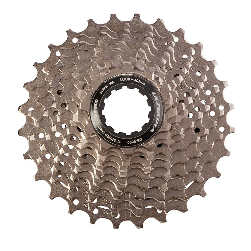 SHIMANO CS 6800 ULTEGRA Cassette Free Wheel Bicycle Derailleur System Road Bike Accessory Component PARTS road bike chain ring bicycle flywheel cassette tool parts 11speed 105 ultegra dura ace for 1x and 2x drivetrain systems