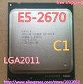 Intel Xeon E5-2670 20 М Кэш/2.60 GHz/8.00 GT/s SROH8 C1 GA 2011 E5 2670 (работает 100% Бесплатная Доставка)