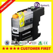 4XCompatible Printer inkjet Cartridge s For Brother LC223 Black Only  For MFC-J5625DW J4420DW EU Market