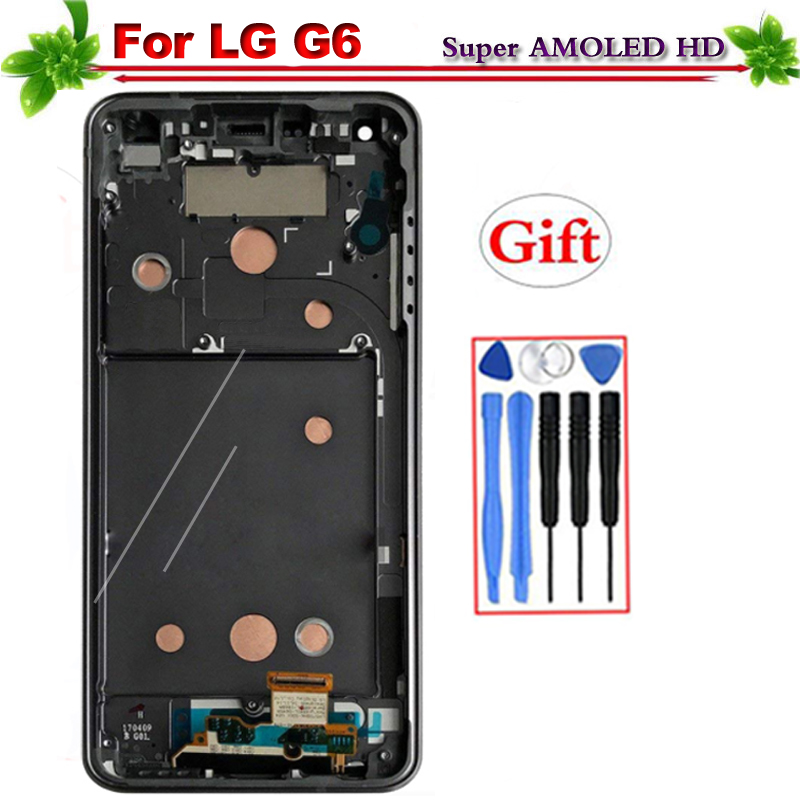 Replacement Super Amoled for LG G6 H870 H870DS H872 LCD