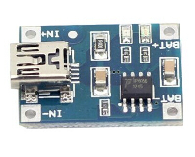 US $0 36 |1PCS TP4056 5V Mini USB 1A Lithium Battery Charging Board Charger  Module-in Integrated Circuits from Electronic Components & Supplies on