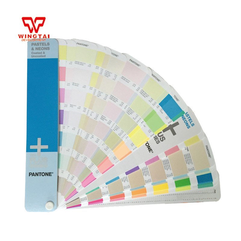 все цены на Newest USA PANTONE Pink Color Chart GG1504 For Packaging