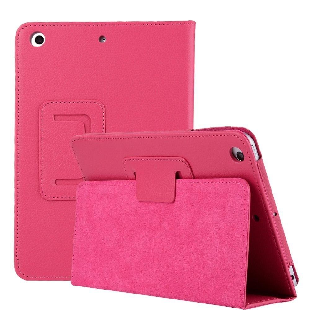 Магнитный чехол для iPad mini, Модный чехол из искусственной кожи для iPad mini 1, 2, 3, Retina, Гибкий тонкий флип-чехол с подставкой в стиле ретро, A1432, A1454