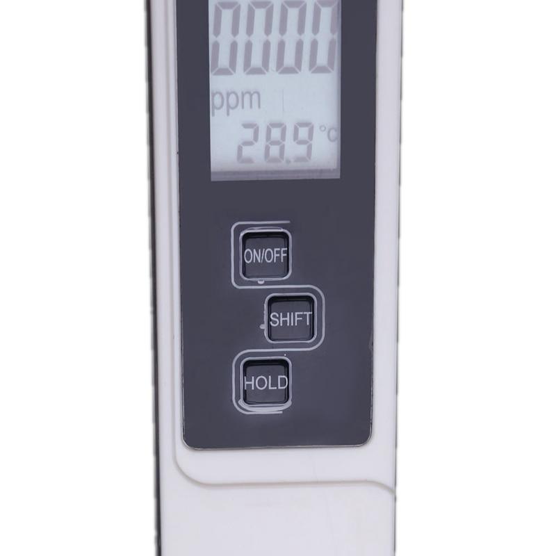 3In1 Función Medidor digital de TDS EC LCD TDS y probador de - Instrumentos de medición - foto 3
