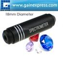 Durable Pocket Diffraction Spectroscope Medium Size Gem Tool