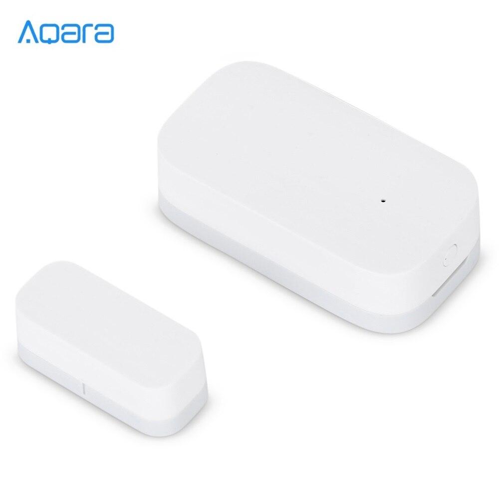 Aqara Smart Window Door Sensor Intelligent Home Security Equipment with ZigBee Wireless Connection work for Mi home APP control