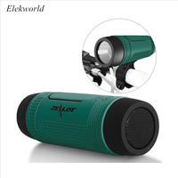 ZEALOT S1 Multi Functional Bluetooth Speaker Outdoor Bicycle Portable Subwoofer Bass Wireless