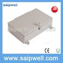 Saipwell Cast aluminum instrumentation cable junction box outdoor waterproof splash box of 222 * 145 * 75 metal box SP-AG-FA6