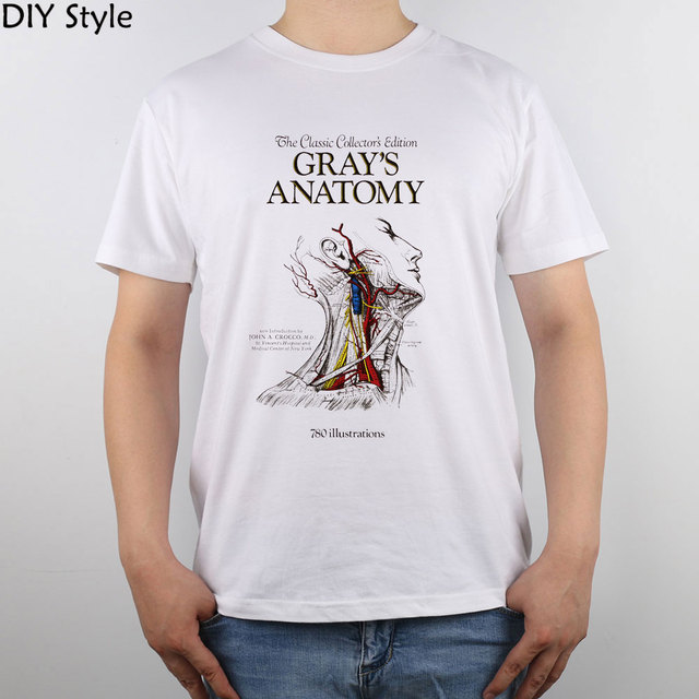 Greys Anatomy Images Science Book A Day A Color Coded T Shirt Top